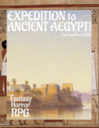 Expedition to Ancient Aegypt