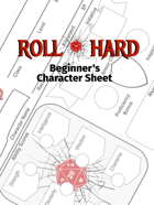 Character Sheet for Young Players