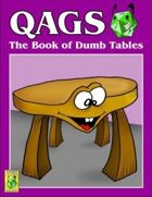 The Book of Dumb Tables