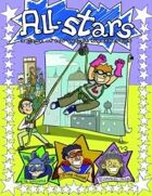 All-Stars: A Game of Low-Budget Superheroics