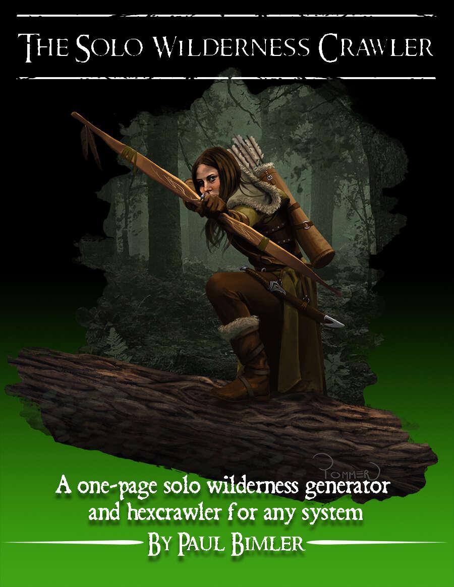 The Solo Wilderness Crawler