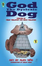 God the Dyslexic Dog Volume 3