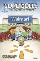 Uglydolls Go To Walmart