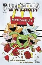 Uglydolls Go To McDonalds