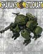 Mecha: Soviet Grizzly Tank