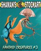 Shaman's Stoackart Fantasy Creature #3