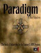 The Fantasy Sagas Paradigm