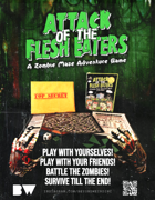 Attack of the Flesh Eaters