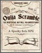 Ouija Scramble