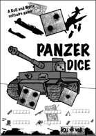 Panzer Dice