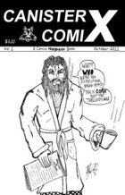 Canister X Comix #1