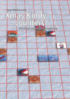 Xmas Kiddy counters