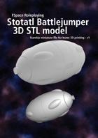 Stotatl Battlejumper v1 3D STL model