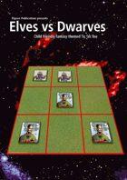 Elves vs Dwarves