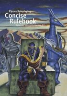 FSpaceRPG Concise Rulebook