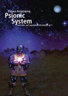 FSpaceRPG Psionic System v1.1