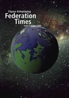 FSpaceRPG Federation Times issue 5, August 1994