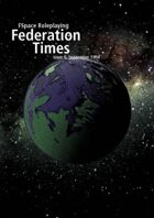 FSpaceRPG Federation Times issue 6, September 1994