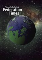 FSpaceRPG Federation Times issue 3, June 1994