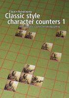 FSpaceRPG Classic style character counters 1