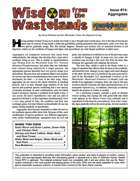 Wisdom from the Wastelands Issue #14: Aggregates