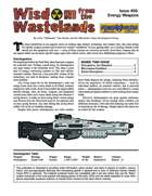 Wisdom from the Wastelands Issue #26: Energy Weapons
