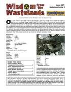 Wisdom from the Wastelands Issue #27: Metamorphosis II