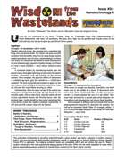 Wisdom from the Wastelands Issue #30: Nanotechnology II