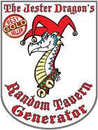The Jester Dragon's Random Tavern Generator