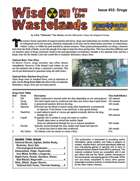 Wisdom from the Wastelands Issue #33: Drugs