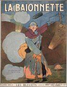 La Baionnette No. 44: Les Bleuets (The Bayonet No. 44: The Blueberries)