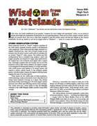 Wisdom from the Wastelands Issue #46: High-Tech Weapons 4