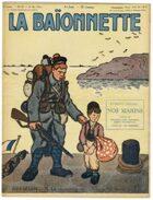 La Baionnette No. 47: Nos Marins (The Bayonet No. 47: Our Marines)