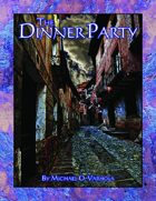 Swords of Kos: The Dinner Party