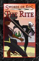 Swords of Kos: The Rite