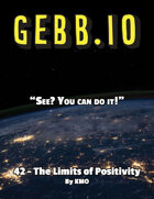 Gebb 42 – The Limits of Positivity