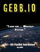 Gebb 51 – Ill-Fated Iteration