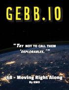 Gebb 68 – Moving Right Along