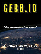 Gebb 91 – The Planet is Fine