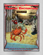 Creatures of the Wastelands: Random Encounters