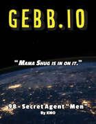 "GEBB 98 – Secret Agent ""Men"""