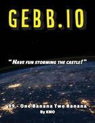 GEBB 99 – One Banana Two Banana