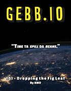 GEBB 101 – Dropping the Fig Leaf