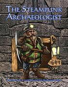 Steampunk Archaeologist
