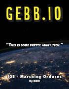 GEBB 105 – Marching Ordures