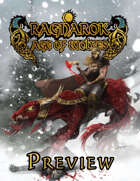 ~ 'Ragnarok: Age of Wolves' Preview ~