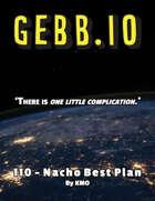 GEBB 110 – Nacho Best Plan