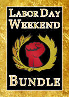 Labor Day Weekend [BUNDLE] , from $29.60 to $1.95