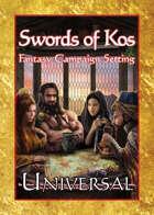 Universal 'Swords of Kos Fantasy Campaign Setting' [BUNDLE]