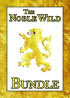 The Noble Wild [BUNDLE] , from $21.97 to $9.95